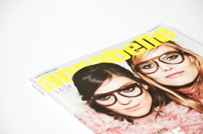 Zeitschrift Annabelle, 14. September 2014