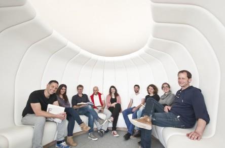 Büroausflug 2013 in Lausanne
